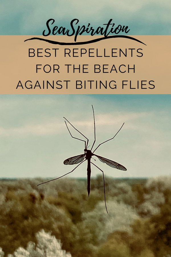 best repellents against biting flies at the beach