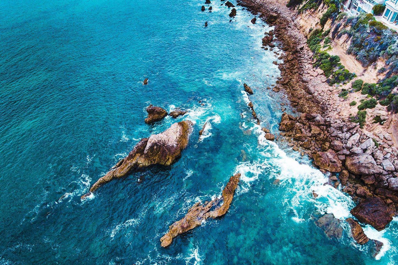 Pirates Cove Beach corona del mar