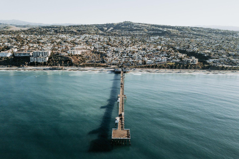 San Clemente California beach town
