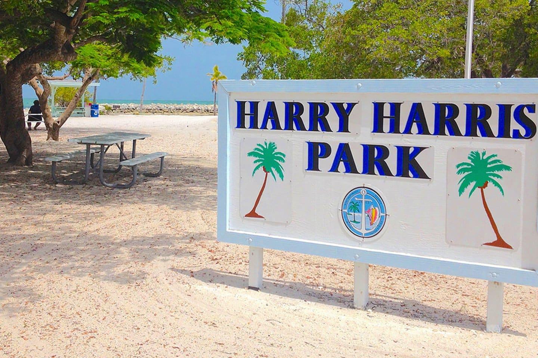 Harry Harris beach park