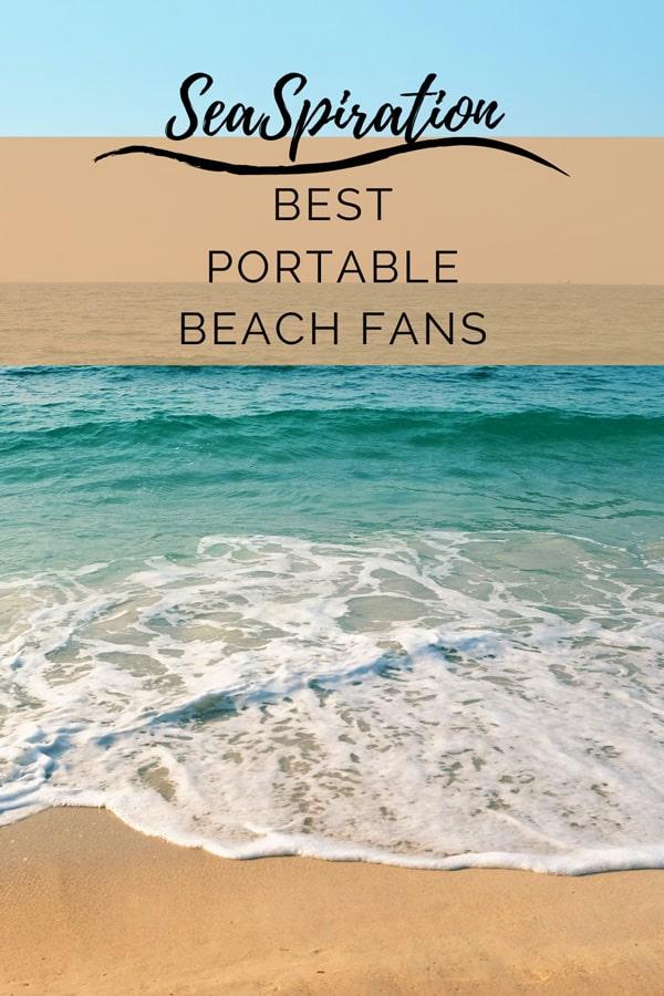 Best portable beach fans