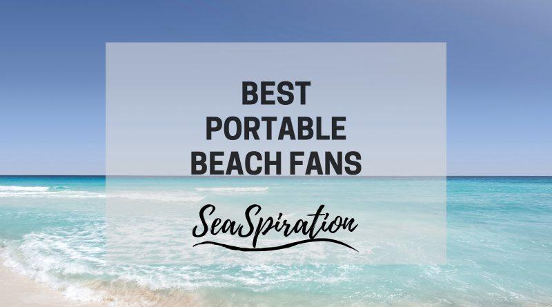 Best portable fan for beach