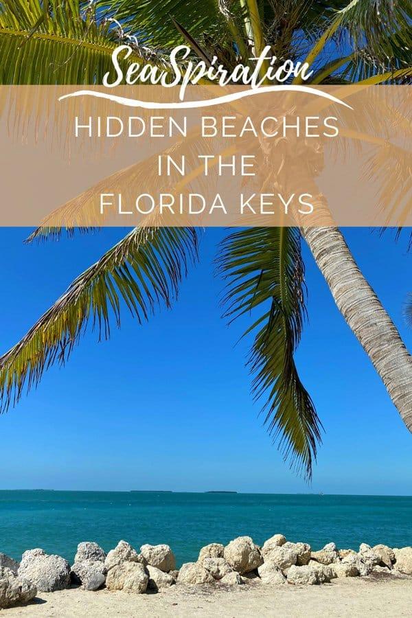 Florida Keys hidden beaches