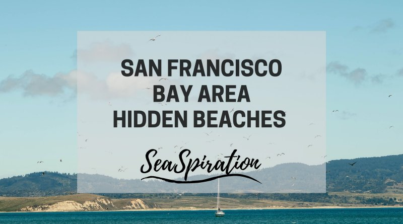 Secluded beaches in the Bay area San Francisco