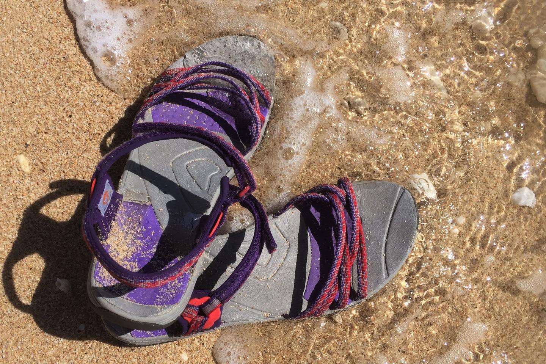 Waterproof beach shoes