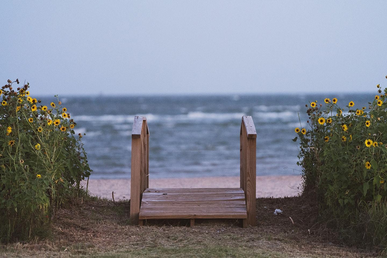 Rockport beach - Texas