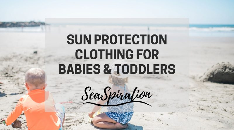 Sun protection clothing for babies