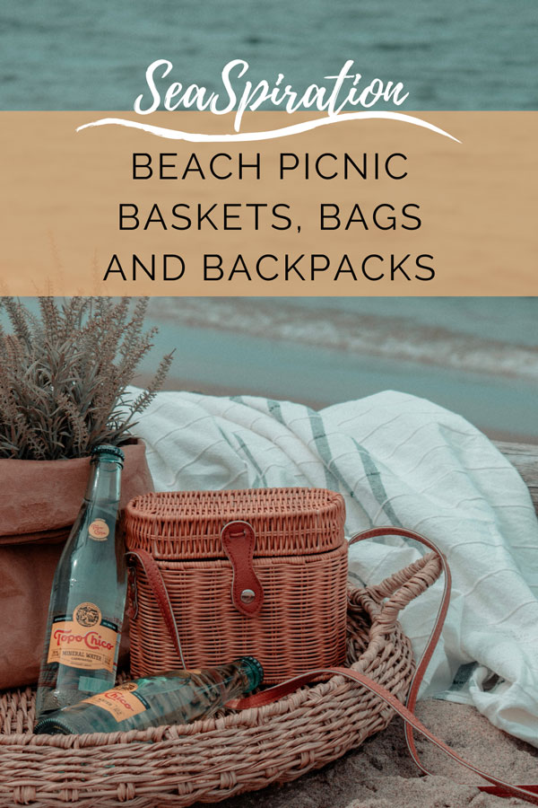 Best beach picnic basket, bag and backpack